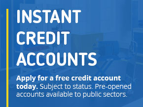 Instant Credit Accounts