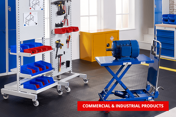 Industrial and commercial products to buy in Ireland