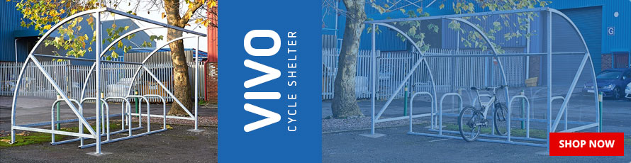 Vivo Cycle Shelter
