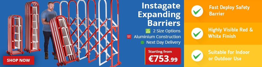 Instagate Expanding Barrier